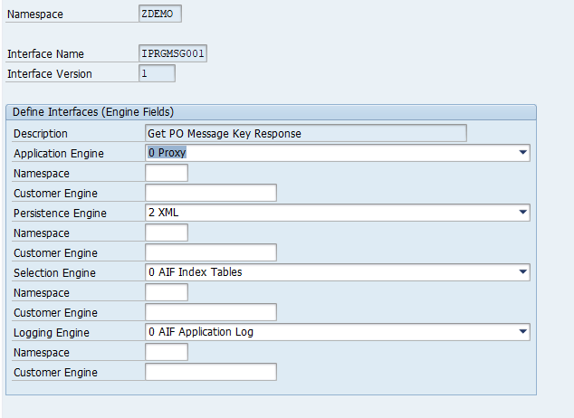 SAP-AIF-Interface-Engines