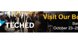 INT4 Invitation banner for SAP Teched 2018