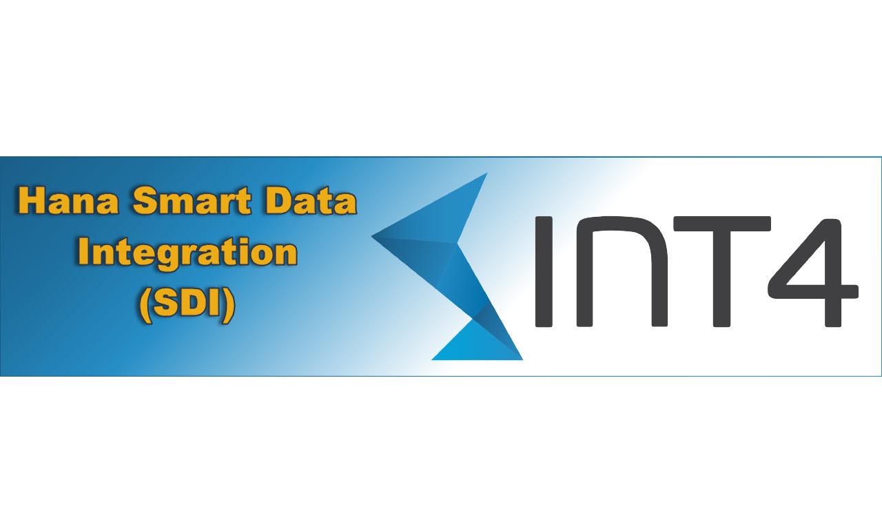 Smart Data Integration (SDI) initial setup  - SAP