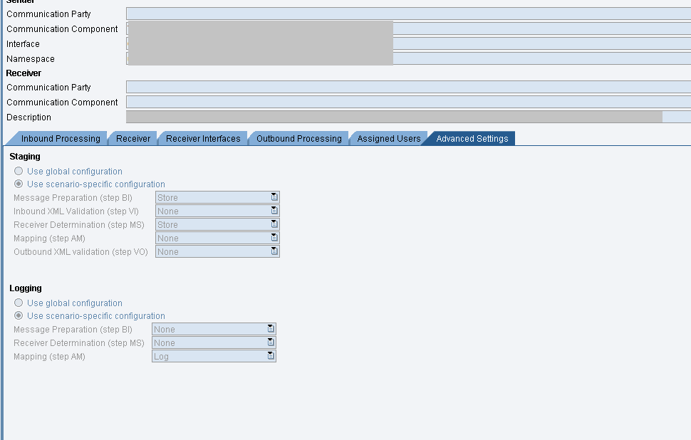 IFTT: how to set up a test for a message split? - SAP Automation