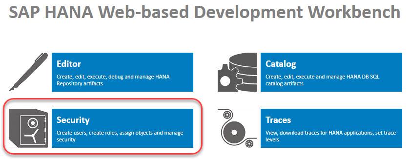 SAP EIM - Smart Data Integration (SDI) roles and privileges