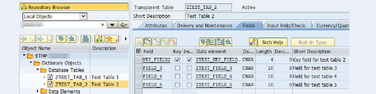 Smart Data Integration Source Data Preparation - SAP