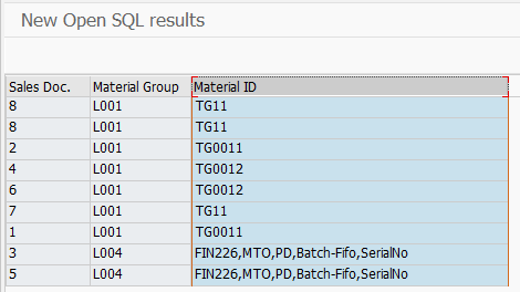 How to use CASE in new Open SQL - SAP Automation, SAP Integration