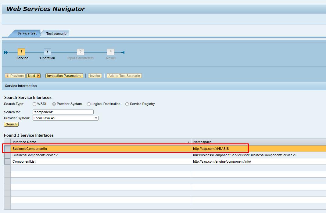 SAP PI/PO API for Integration Directory Objects Maintenance