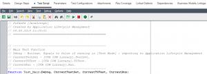 Int4 IFTT Test Script Template