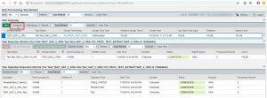 Data Provisioning Task Monitor add button